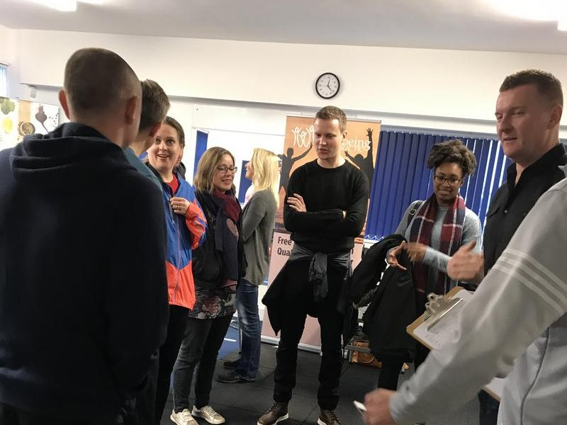 Northampton Personal Trainer; Weight Loss; Muscle; Open Day