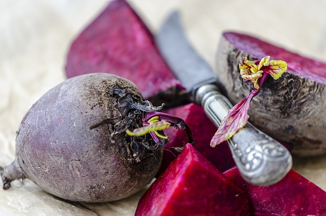 A picture of beetroot