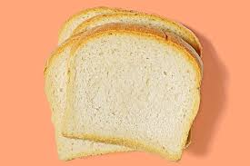 Sliced white bread is finely milled and so is high GI