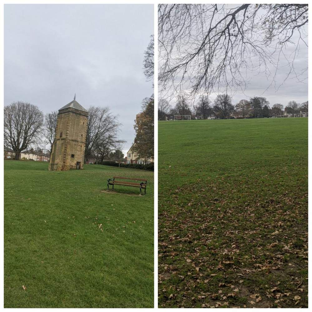 Abington Park, one of the Best parks for exercise in Northampton