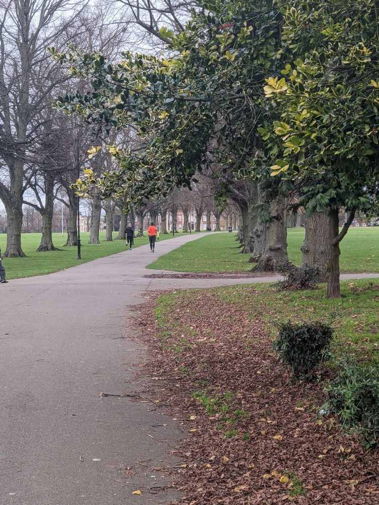 The Racecourse, one of the Best parks for exercise in Northampton