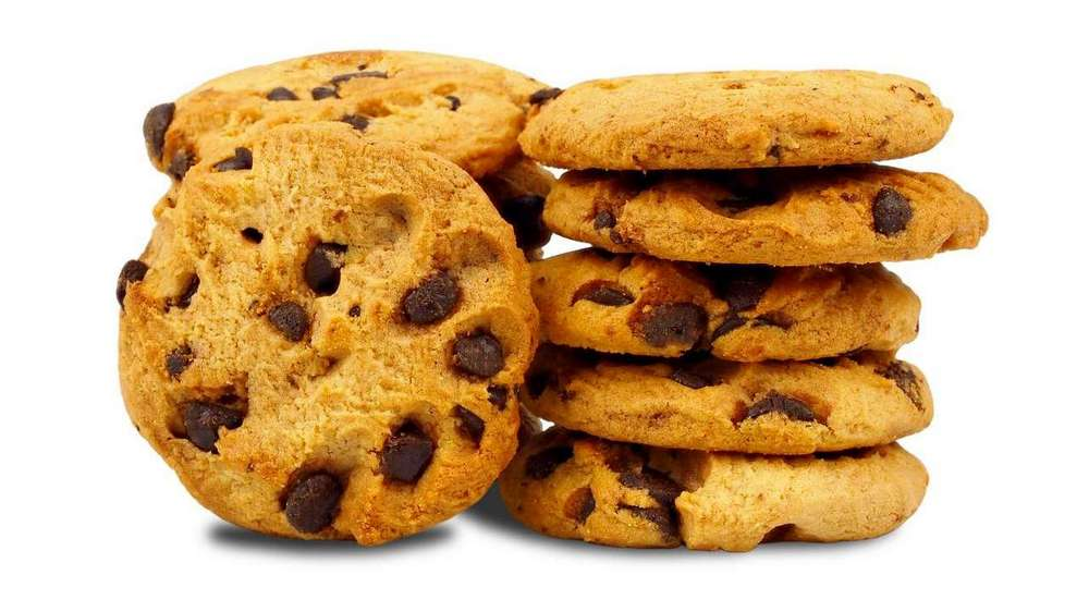 A stack of cookies. Too many biscuits contributes to obesity in Northampton