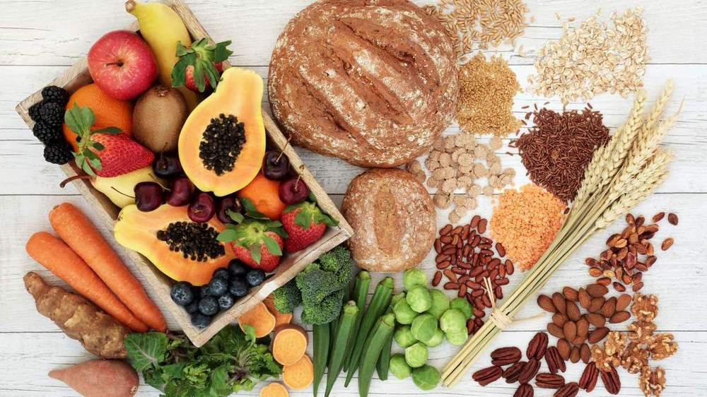 A collection of healthy carbohydrate. Carbohydrate is important for optimal body composition change.